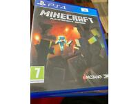 PS4 Minecraft PlayStation 4 Edition