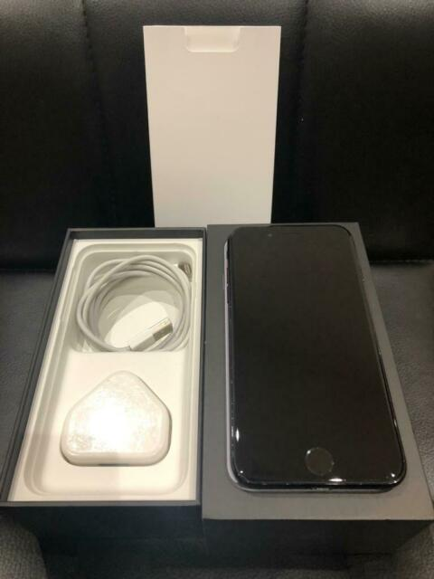 hot sale online 85ebe 79ece iPhone 7 128GB Jet Black EE Virgin BT Asda Boxed with Charger | in  Rochdale, Manchester | Gumtree
