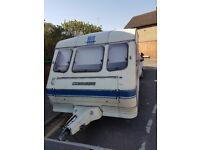 For sale very good condition Caravan