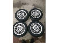 Alfa Romeo lusso alloy wheels