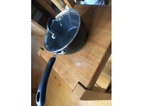 LARGE NON-STICK POT WITH LID