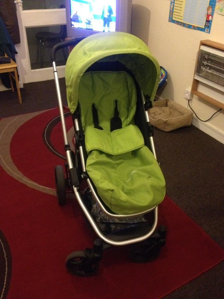 Mothecare buggy and kids zone car seat £40