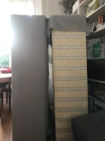 Kingsize bed and mattress FREE must collect Sunday am