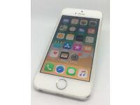 iPhone 5s - o2 / tesco mobile / giffgaff - 16gb - silver - grade A