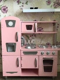 SOLD Kidkraft toy kitchen