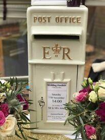 Wedding Postbox Hire