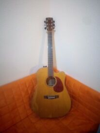 Acoustic guitar (Cort)