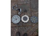 Ford mondeo mk3 tdci clutch kit dueal mas