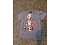 Large bundle of NWT Boys 18-24months clothes. Includes Next, Debenhams, Zara, Joules amd more.