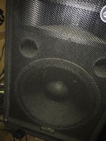 Speakers. KAM KSF series