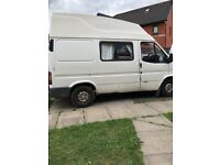 ford transit t reg 2 berth may swap for why