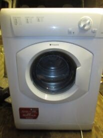 Hotpoint Aquarius Tumble Dryer Vented Can Deliver