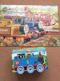 Thomas puzzle