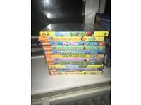 Dora The Explorer DVD's