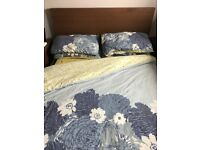 Ikea Malm Double Bed frame and 4 drawers