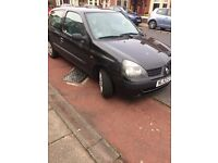 2002 Renault Clio 1.2L (Timing Belt Gone) £150 ono