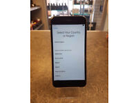 APPLE IPHONE 6 PLUS 128GB UNLOCKED WITH RECEIPT AND WARRANTY