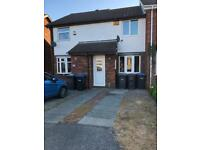 Two bedroom part furnished house to let