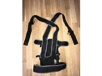 Black baby start baby carrier 7lb 11oz - 19lbs 12oz approx