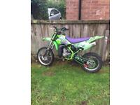 Kx80 dirt bike / crosser