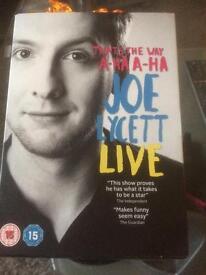 Joe Lycett dvd