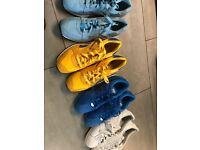 Trainers good make great items joblot size 8