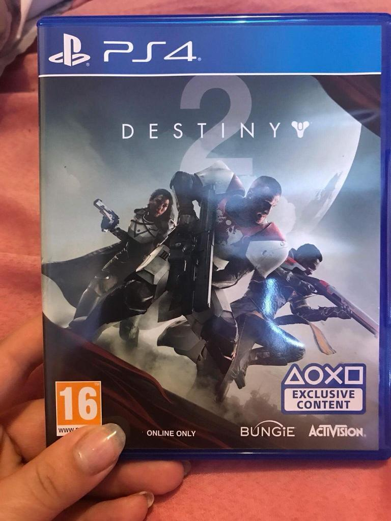 destiny 2 with exclusive content