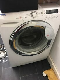 Washing machine and tumble dryer that can be fixed or sold for scrap