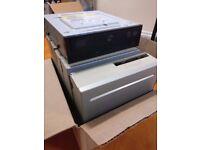 Joblot of 6 x computer desktop SATA CD/DVD RW Drives