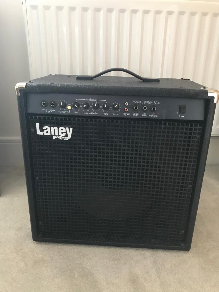 Laney hardcore max amp — pic 12