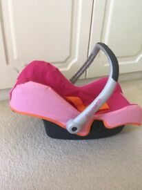 Maxi-Cosy Smoby dolls car seat
