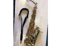 Alto saxophone, excellent condition Arnolds & sons