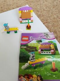 Lego friends set 41022