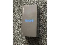 Brand New Samsung Galaxy Note 8 (64GB) Mobile Phone , Unlocked, Sealed