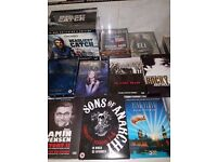 DVD Job Lot 94 DVD's