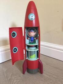 Ben & Holly Little Kingdom Elf Rocket Playset