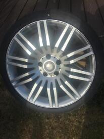 3x BMW Falken M Sport Tyres