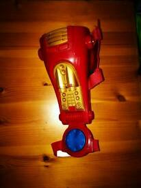 Iron Man replica blaster gun toy