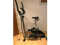 2in1 Cross Trainer and Exercise Bike SOLD