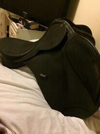 Wintec Cair changable gullet saddle