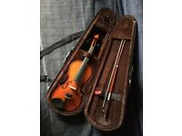 1/8 child's violin