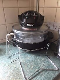 Tower TI4001 Air Fryer - Bought on impulse and only used once! £10 - Collection Only