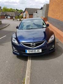 2011 mazda 6 for sale or swap