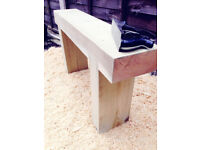 benches,garden furniture(handmade new)