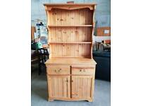 Pine Welsh dresser available now for delivery