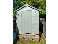Excellent Condition Champion Shed
