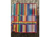 60 Rainbow Magic books