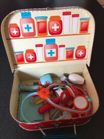Doctors Medical Kit Bag & Tools