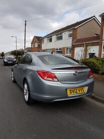 Vauxhall INSIGNIA 2012, Sat nav, 11months mot, newly serviced, 2 set of keys, CLEAN ALL ROUND