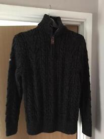 Superdry knit jumper